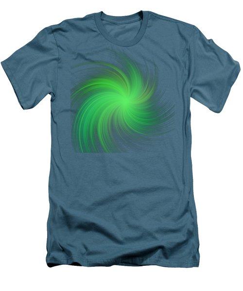 Spiral Men's T-Shirt (Slim Fit) by Michal Boubin