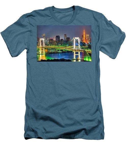 Tokyo - Japan Men's T-Shirt (Athletic Fit)