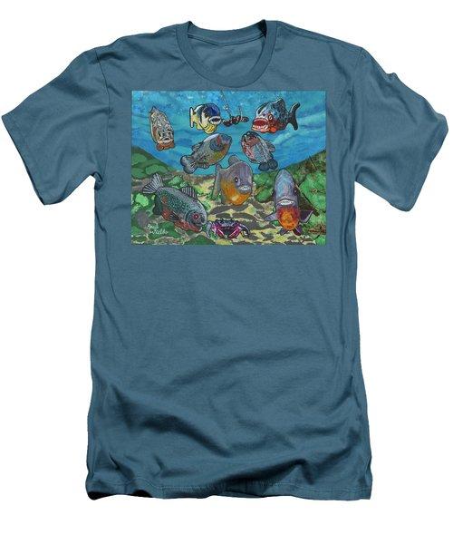 2018 - August Men's T-Shirt (Athletic Fit)