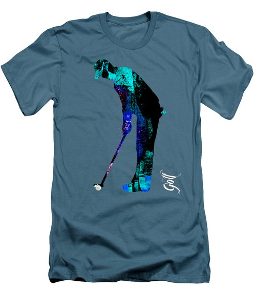 Golf Collection Men's T-Shirt (Athletic Fit)