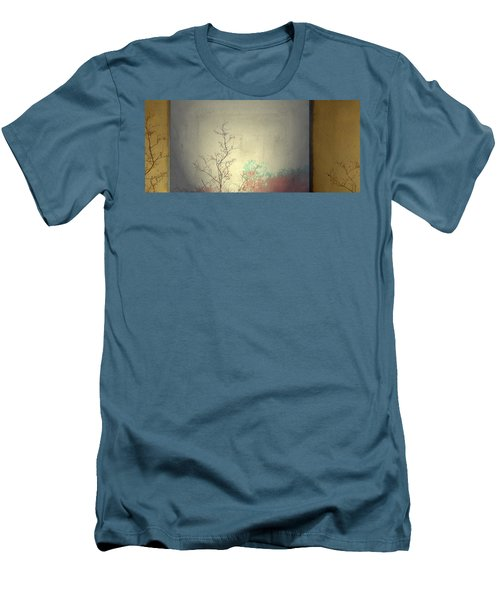 Men's T-Shirt (Slim Fit) featuring the photograph 3 by Mark Ross