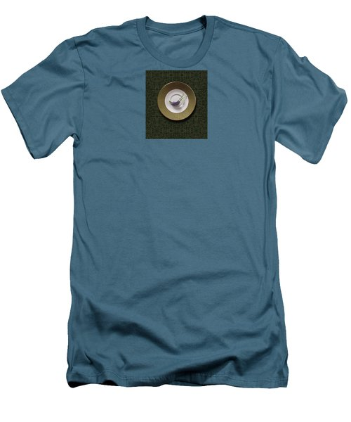 Men's T-Shirt (Slim Fit) featuring the photograph 4424 by Peter Holme III