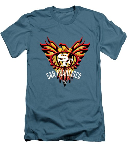 49er Phoenix  Men's T-Shirt (Athletic Fit)