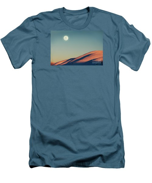 Beautiful Winter Landscape Men's T-Shirt (Athletic Fit)