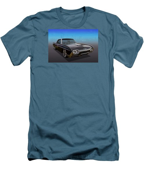 Men's T-Shirt (Slim Fit) featuring the photograph 63 Bird by Keith Hawley