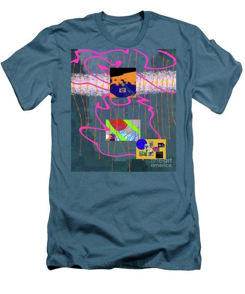 8-2-3057b Men's T-Shirt (Athletic Fit)