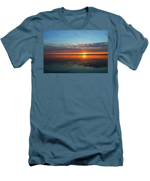 8.57 Pm June 8-2017  Men's T-Shirt (Athletic Fit)