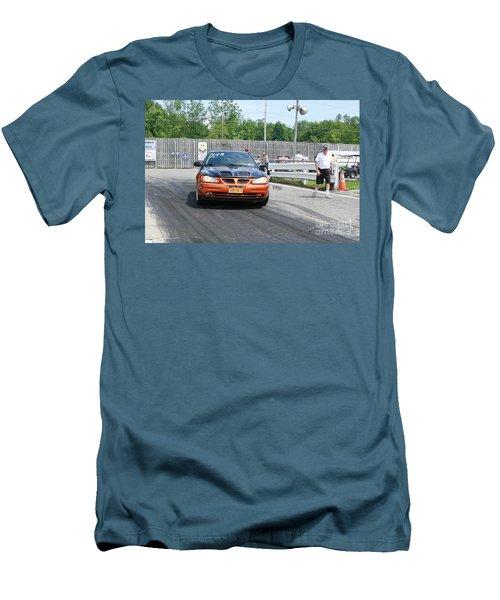 8614 06-15-2015 Esta Safety Park Men's T-Shirt (Athletic Fit)