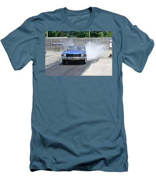 8626 06-15-2015 Esta Safety Park Men's T-Shirt (Athletic Fit)