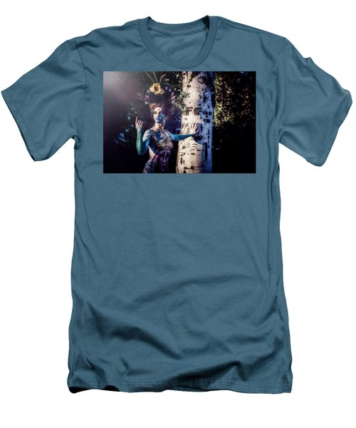 Men's T-Shirt (Slim Fit) featuring the photograph .. by Traven Milovich