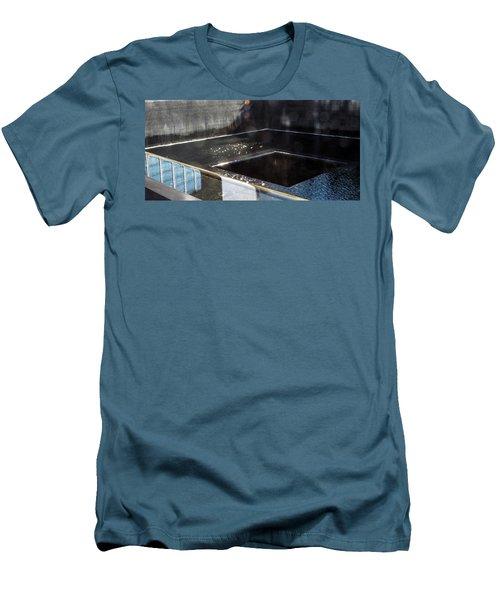 911 Memorial Pool 2016-1 Men's T-Shirt (Athletic Fit)