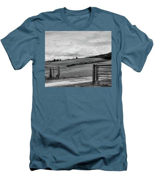 A Berkshire Brae No. 1 Men's T-Shirt (Athletic Fit)
