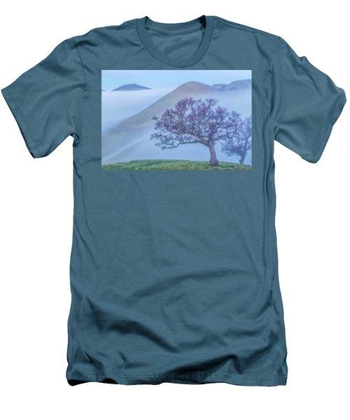 A Brief Break Men's T-Shirt (Slim Fit) by Marc Crumpler