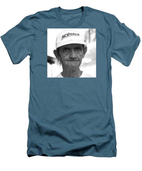 A C Delco Man Men's T-Shirt (Athletic Fit)