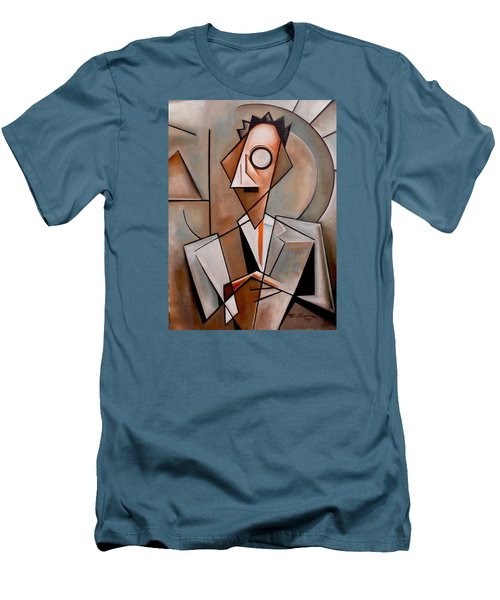 A Certain Man / Jean Toomer Men's T-Shirt (Athletic Fit)