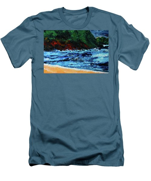 A Day In Costa Rica Men's T-Shirt (Athletic Fit)