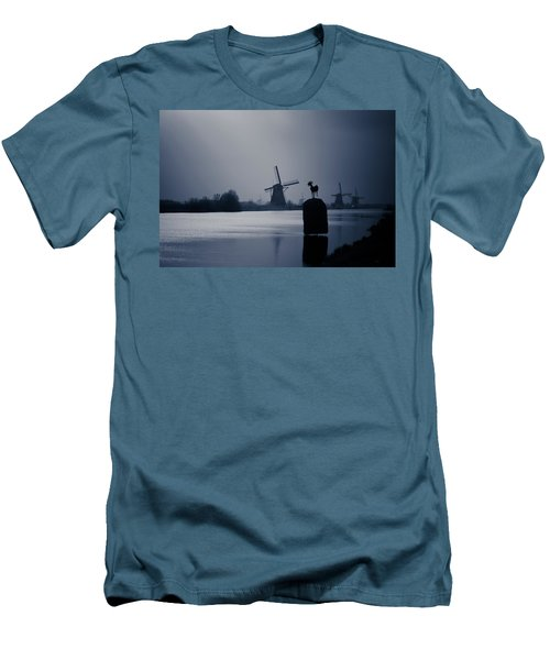 A Nice View Men's T-Shirt (Athletic Fit)