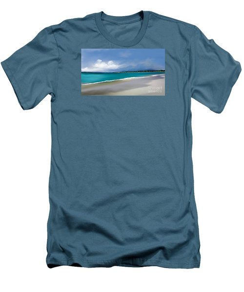 A Summer Day Men's T-Shirt (Slim Fit) by Anthony Fishburne