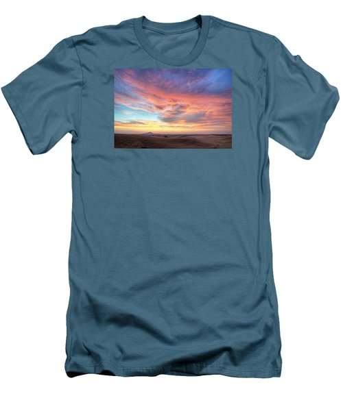 A Sunset Show Men's T-Shirt (Athletic Fit)