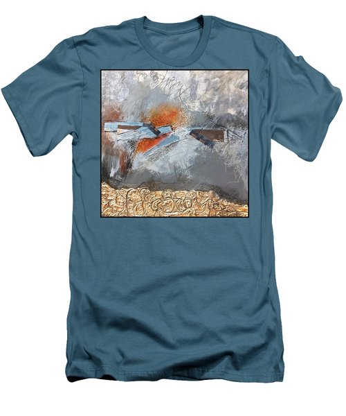 A Thousand Thoughts To Feel The Colors Men's T-Shirt (Athletic Fit)