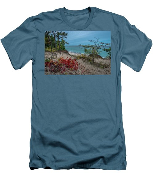 A Touch Of Color  Men's T-Shirt (Athletic Fit)