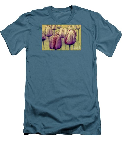 A Tulip Affair Men's T-Shirt (Athletic Fit)