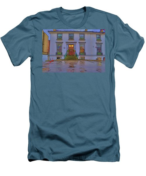 Abbey Road Recording Studios Men's T-Shirt (Athletic Fit)