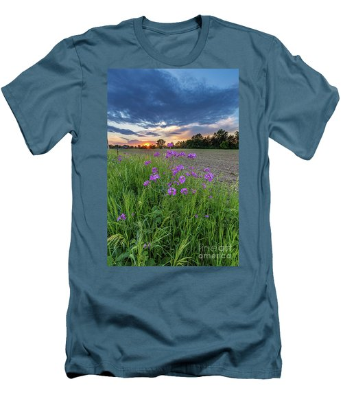 Above It All Men's T-Shirt (Athletic Fit)