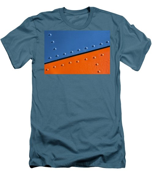 Absolutely Riveting Men's T-Shirt (Slim Fit) by Paul Wear