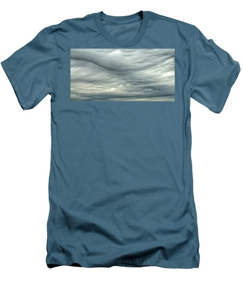 Abstract Of The Clouds 2 Men's T-Shirt (Athletic Fit)
