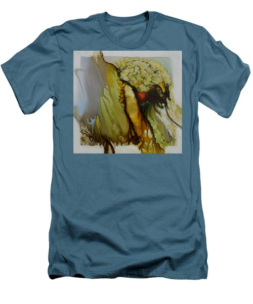 Abstract X Men's T-Shirt (Slim Fit) by Joanne Smoley