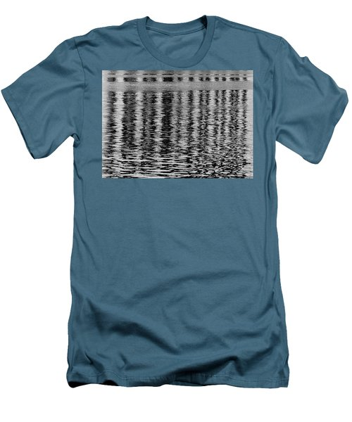 Abstraction Men's T-Shirt (Athletic Fit)