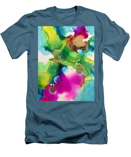 Acceptance Men's T-Shirt (Slim Fit) by Tara Moorman