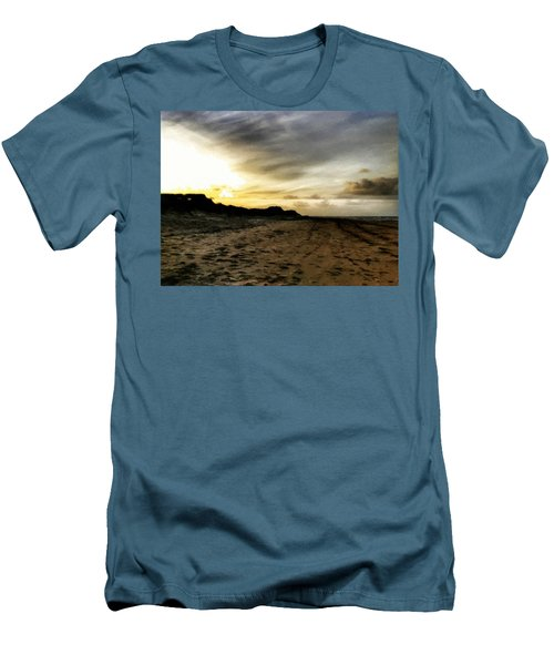 Across The Sands Men's T-Shirt (Athletic Fit)