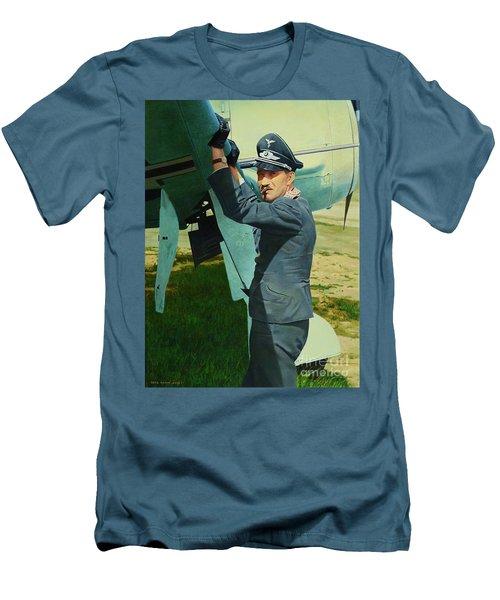 Adolf Men's T-Shirt (Athletic Fit)