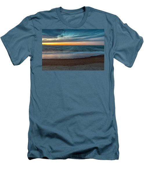 After Sunset Men's T-Shirt (Athletic Fit)
