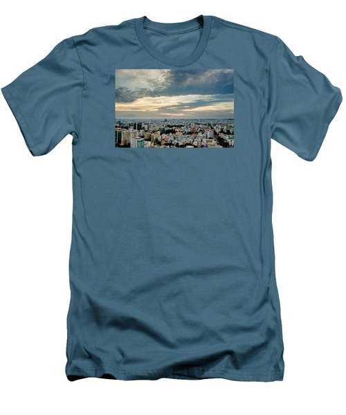 Afternoon Saigon Men's T-Shirt (Athletic Fit)