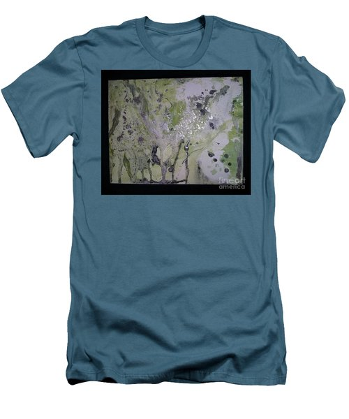 Aliens, Wild Horses, Sharks And Skeletons  Men's T-Shirt (Slim Fit) by Talisa Hartley
