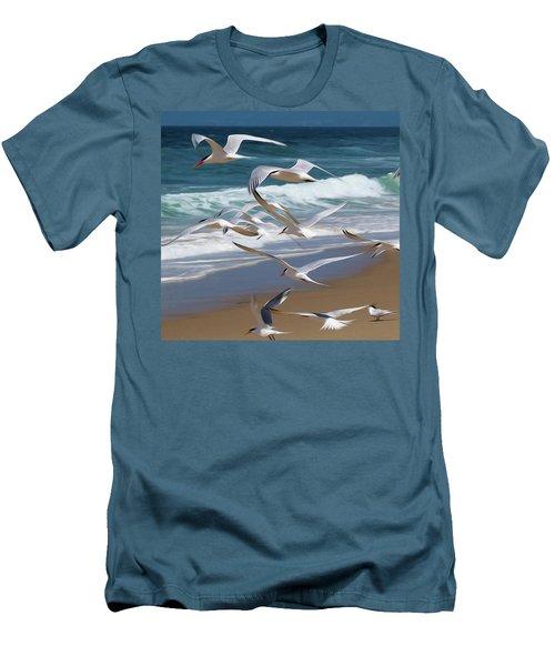 Aloft Again Men's T-Shirt (Athletic Fit)