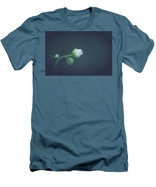Men's T-Shirt (Slim Fit) featuring the photograph Alone In Dreams by Shane Holsclaw