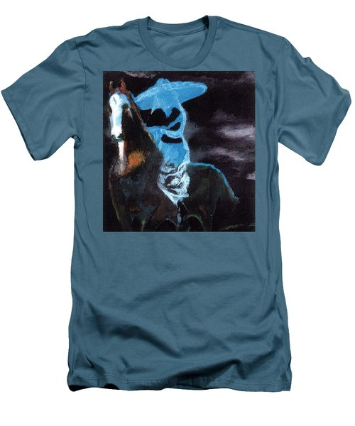 Amazzone Notturna Men's T-Shirt (Athletic Fit)