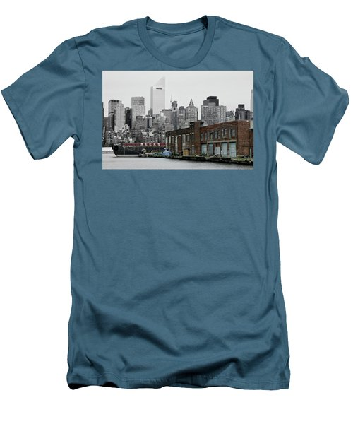 Anable Basin Men's T-Shirt (Athletic Fit)