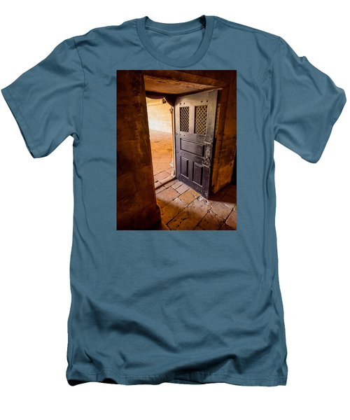 Ancient Door Men's T-Shirt (Athletic Fit)