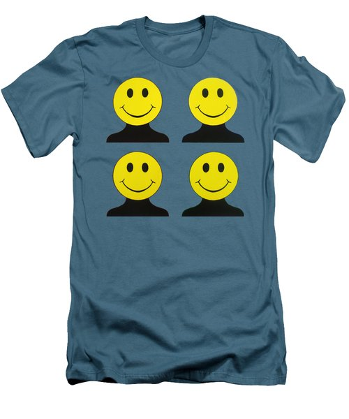 Andy Called It Acieed Remix Men's T-Shirt (Slim Fit) by Oliver Johnston