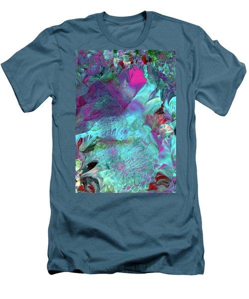 Angel Daphne Flowers #2 Men's T-Shirt (Athletic Fit)