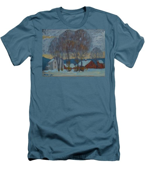 Another Look At Kordana's Men's T-Shirt (Slim Fit) by Len Stomski