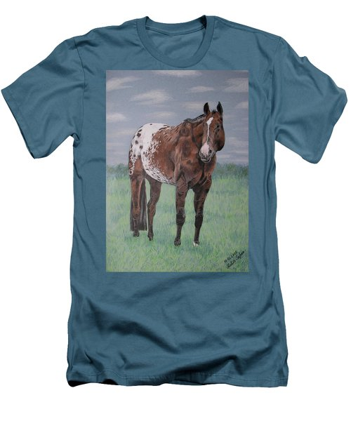 Appaloosa Men's T-Shirt (Athletic Fit)