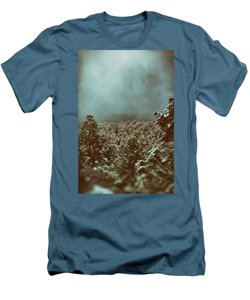 Approaching Storm Men's T-Shirt (Slim Fit) by Jason Coward