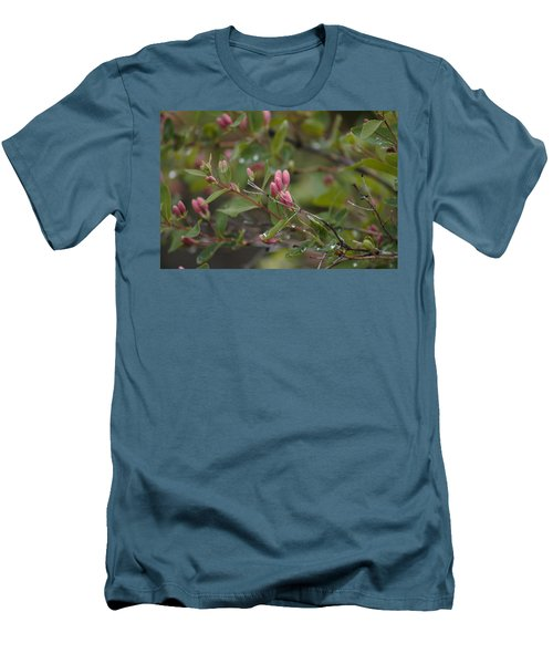 April Showers 2 Men's T-Shirt (Athletic Fit)