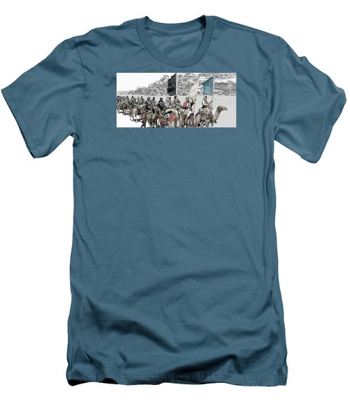 Arabian Cavalry Men's T-Shirt (Athletic Fit)